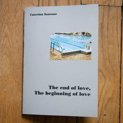 The end of love, the beginning o f love